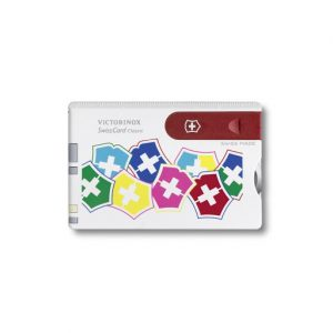 Swiss Card Victorinox VX Colors
