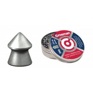 Diabolky Crosman Premium Pointed 4,5mm 250ks