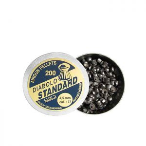 Diabolky standard 200ks 4,5 mm