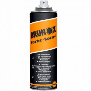 Olej BRUNOX turbo spray 300ml